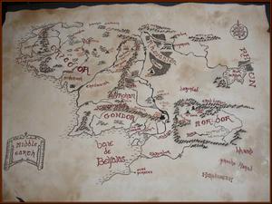 La Cabane du Dragon Map_td11