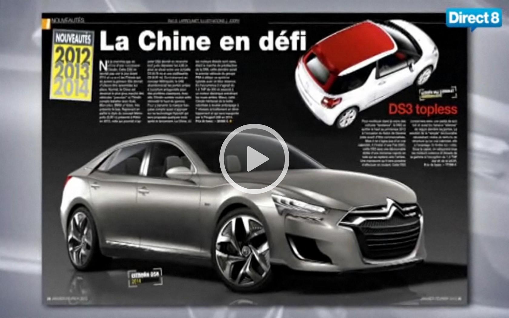 [ACTUALITE] Revue de Presse Citroën - Page 5 Ds610