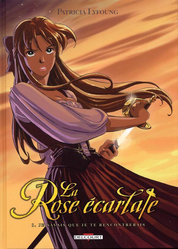 La rose écarlate - Série [Lyfoung, Patricia] La_ros10