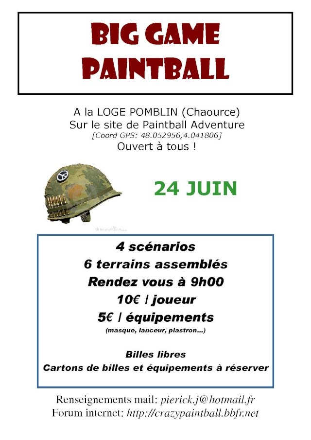 forum woodspaintball - Accueil Affich21