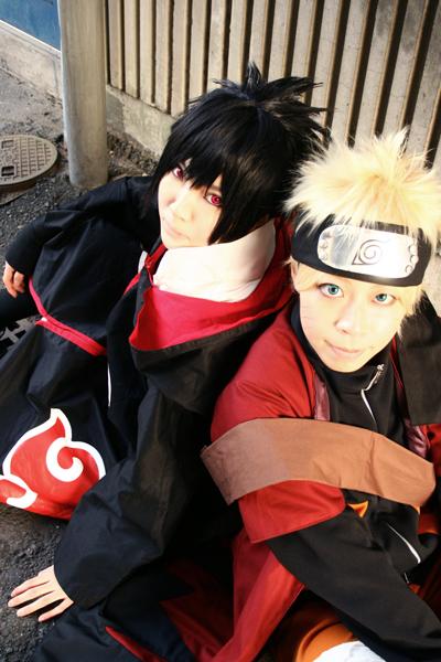 Naruto Cosplay Sasuke10