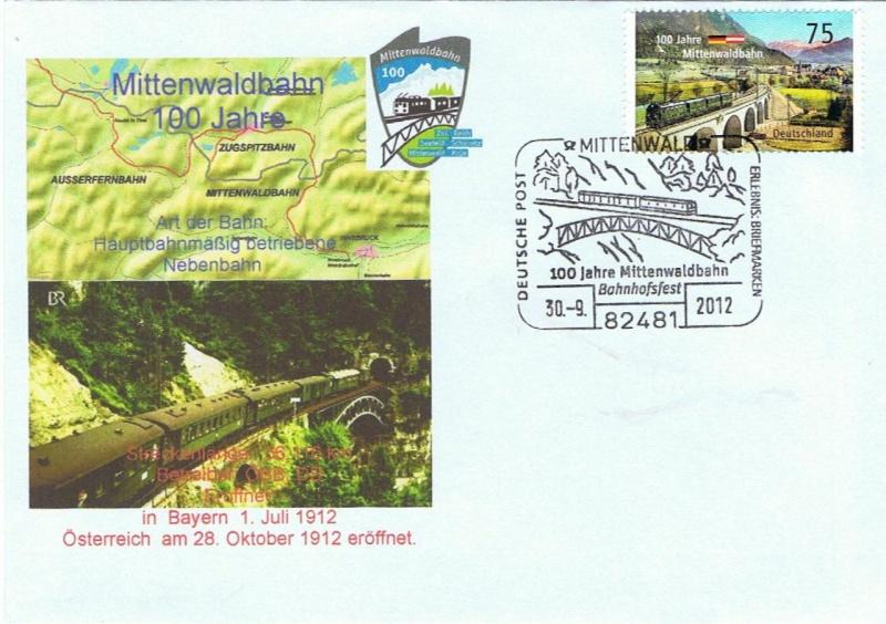100 Jahre Mittenwaldbahn  2012_012