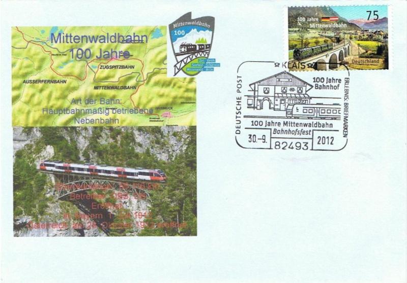 100 Jahre Mittenwaldbahn  2012_013
