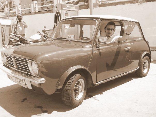 Mini Clubman de 1971 10631_10