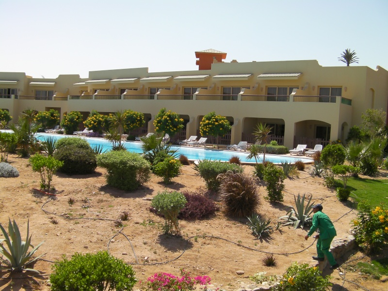 Red Sea Holiday Village April 2009 Sany0020