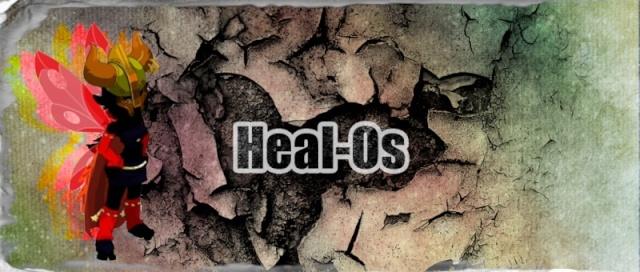 Présentation de ma team Heal1111