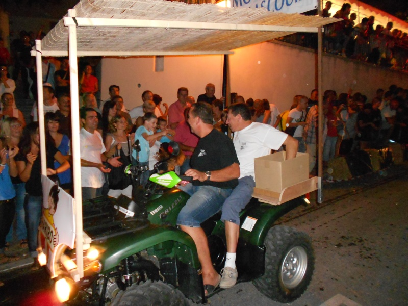 Caravane CCLascours 9ème Course de Carrioles Nocturne 2011 Dscn0319