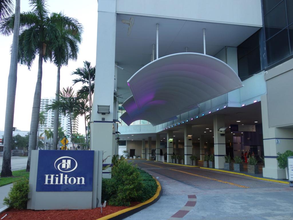 Floride Juillet 2019 : De nouvelles aventures en famille - Page 2 Hilton15