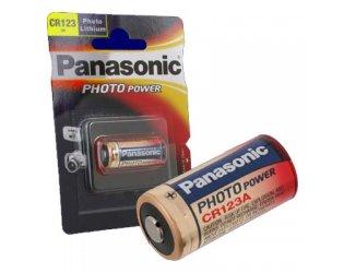 Pile CR123A PANASONIC Cr123a11