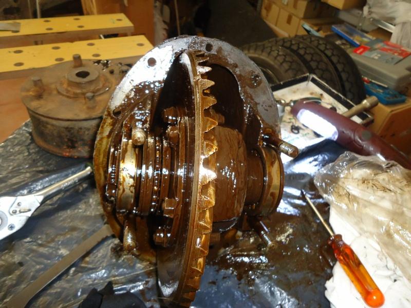 Restauration citroen trefle moteur - Page 2 Dsc02213