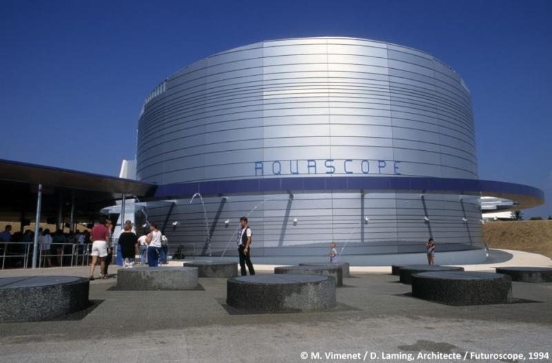 L'Aquascope (Voyage au Fil de l'Eau - 1994-2000) 52900810