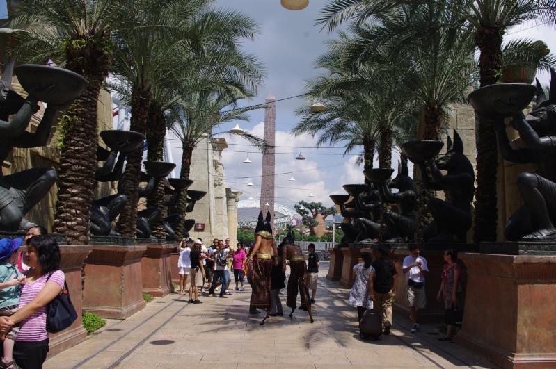 Universal Studios Japan (2011) & Universal Studios Singapore (2012) Trip Report Ae411