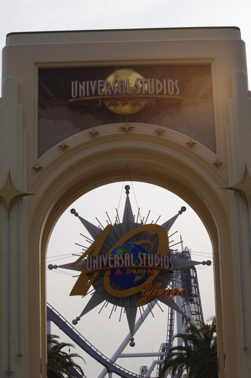 Universal Studios Japan (2011) & Universal Studios Singapore (2012) Trip Report Intro10