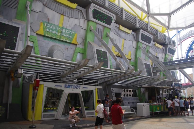 Universal Studios Japan (2011) & Universal Studios Singapore (2012) Trip Report Sfc110