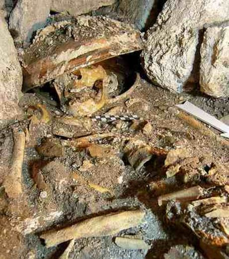 Le squelette d'une reine maya découvert au Guatemala  Maya10