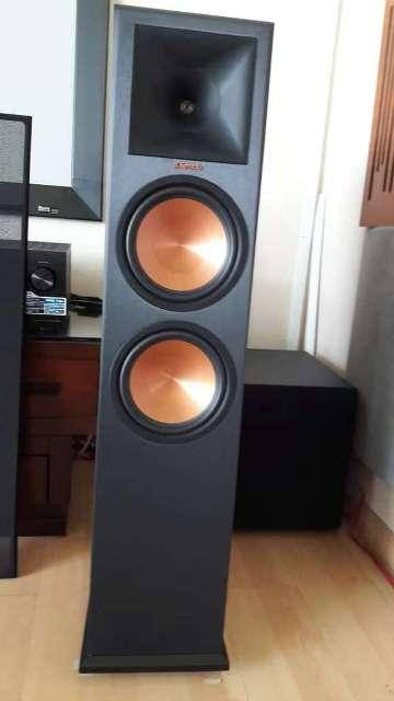 Klipsch RP-280F, RP-440C & RP-250S Klip210