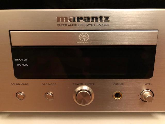 Marantz Integrated Amplifier & CD Player Marant11