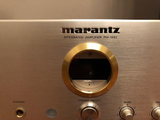Marantz Integrated Amplifier & CD Player Marant13