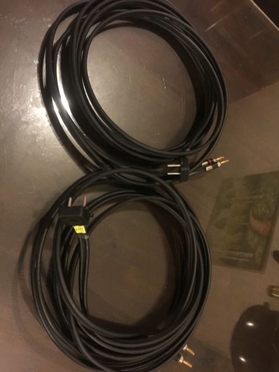 Naim Speaker Cables - NACA5 5m SOLD Naca5_10