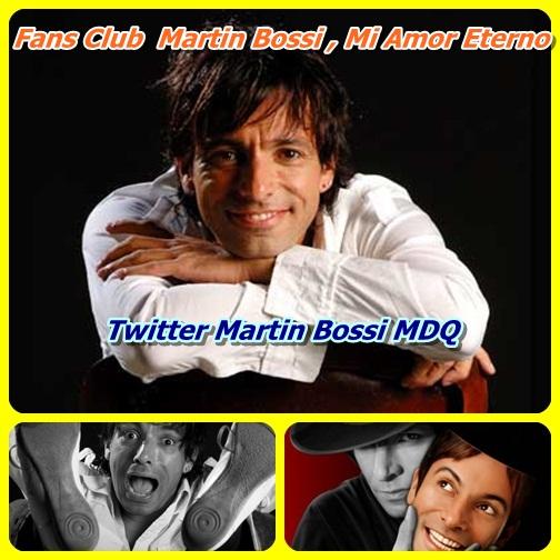 Mi Amor Eterno Fans Club Martin Bossi