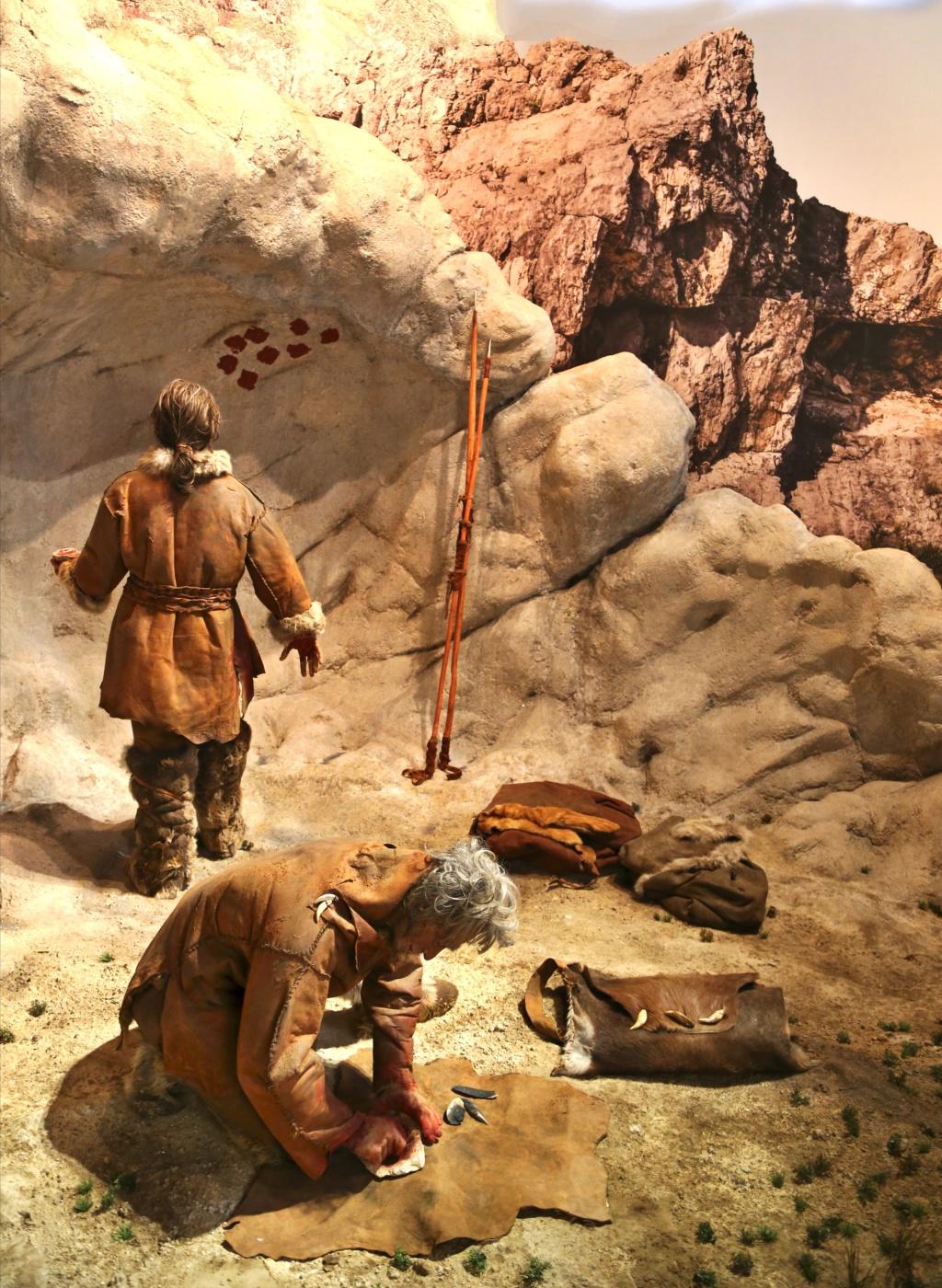 reconstitution d'animaux de la préhistoire  Img_5815