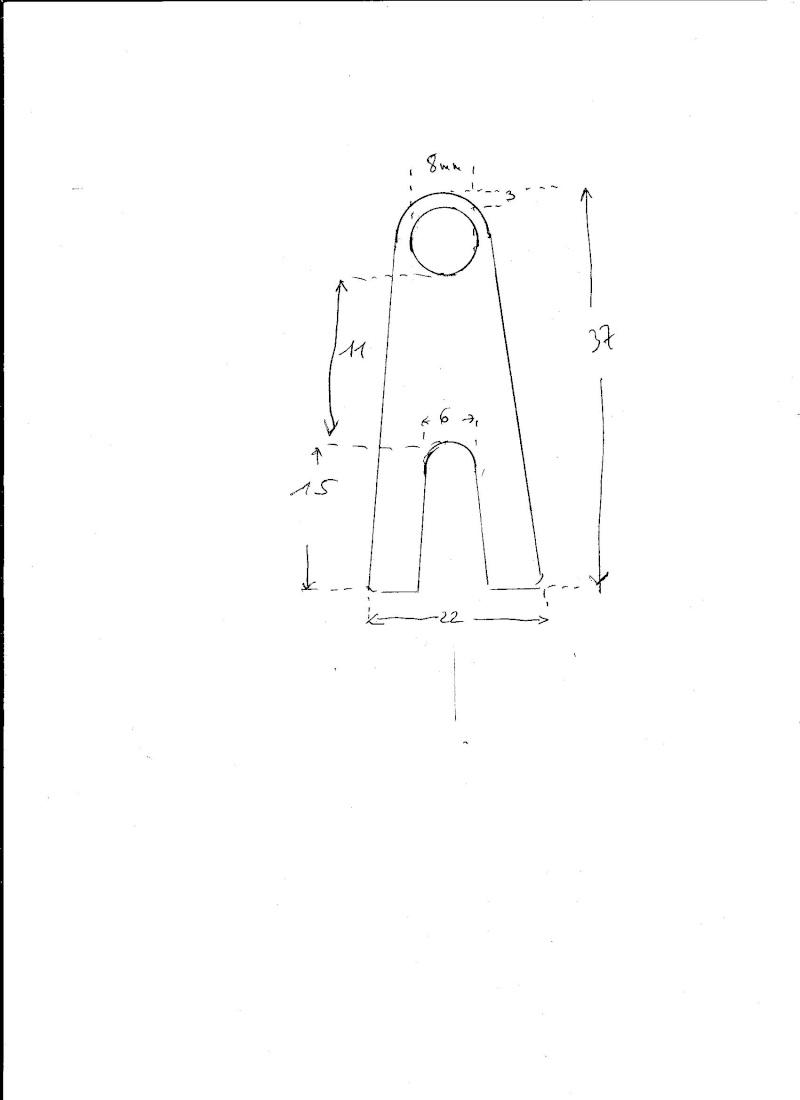 Barre de capot Attach10