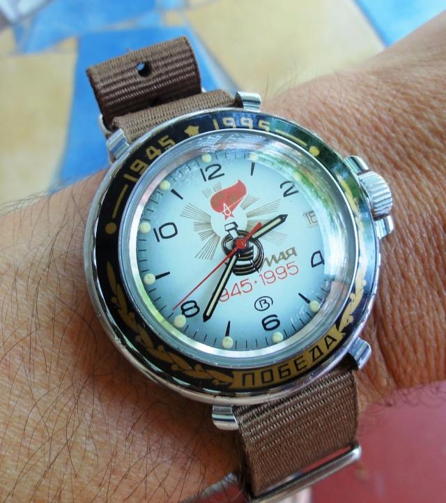 Les montres du 8 et 9 mai Pobeda13