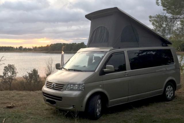 Réservé - [Rare] T5 Caravelle long 12/2006, 174ch 4Motion, toit relevable & ch. auxililaire, moteur 90000km Van10
