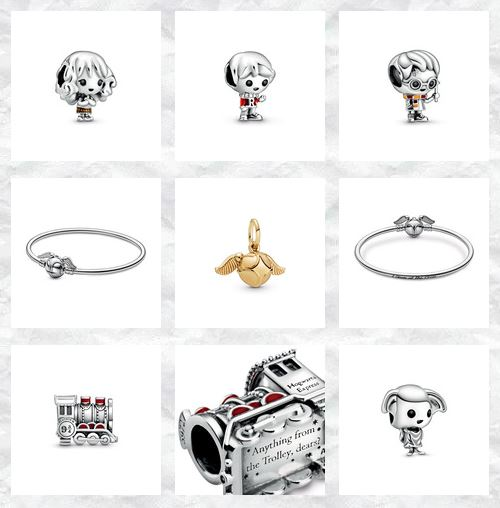 Collection Harry Potter chez Pandora! 0110