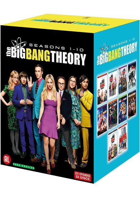 The Big Bang Theory 11652010