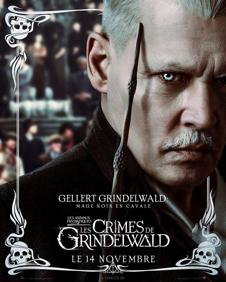 Les Animaux Fantastiques 2, les crimes de Grindelwald - Page 8 42468011