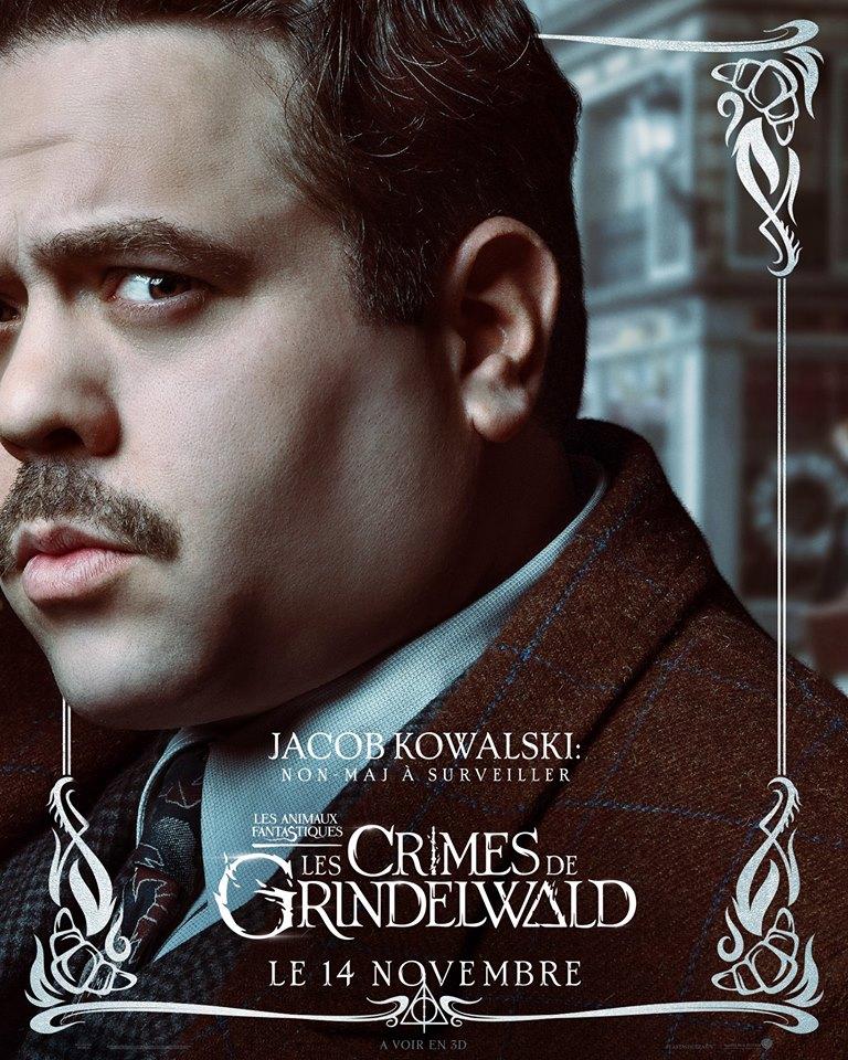 Les Animaux Fantastiques 2, les crimes de Grindelwald - Page 8 42536910