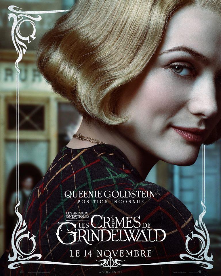 Les Animaux Fantastiques 2, les crimes de Grindelwald - Page 8 42556410