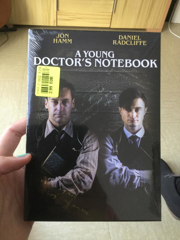 Série: Journal d'un jeune médecin 44834611