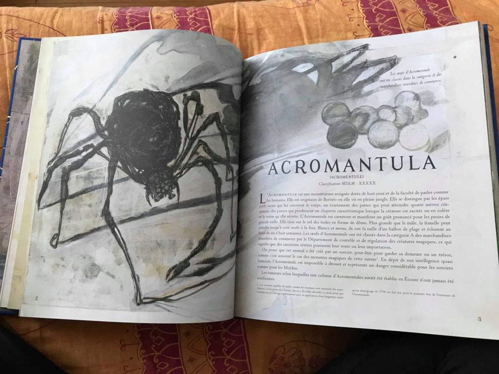 Beaux livres sur les Animaux Fantastiques - Page 4 46329310