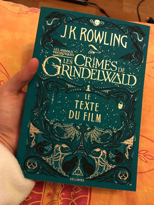 Beaux livres sur les Animaux Fantastiques - Page 4 46336610