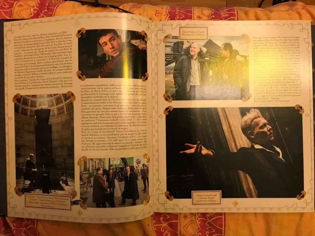 Beaux livres sur les Animaux Fantastiques - Page 4 46381710