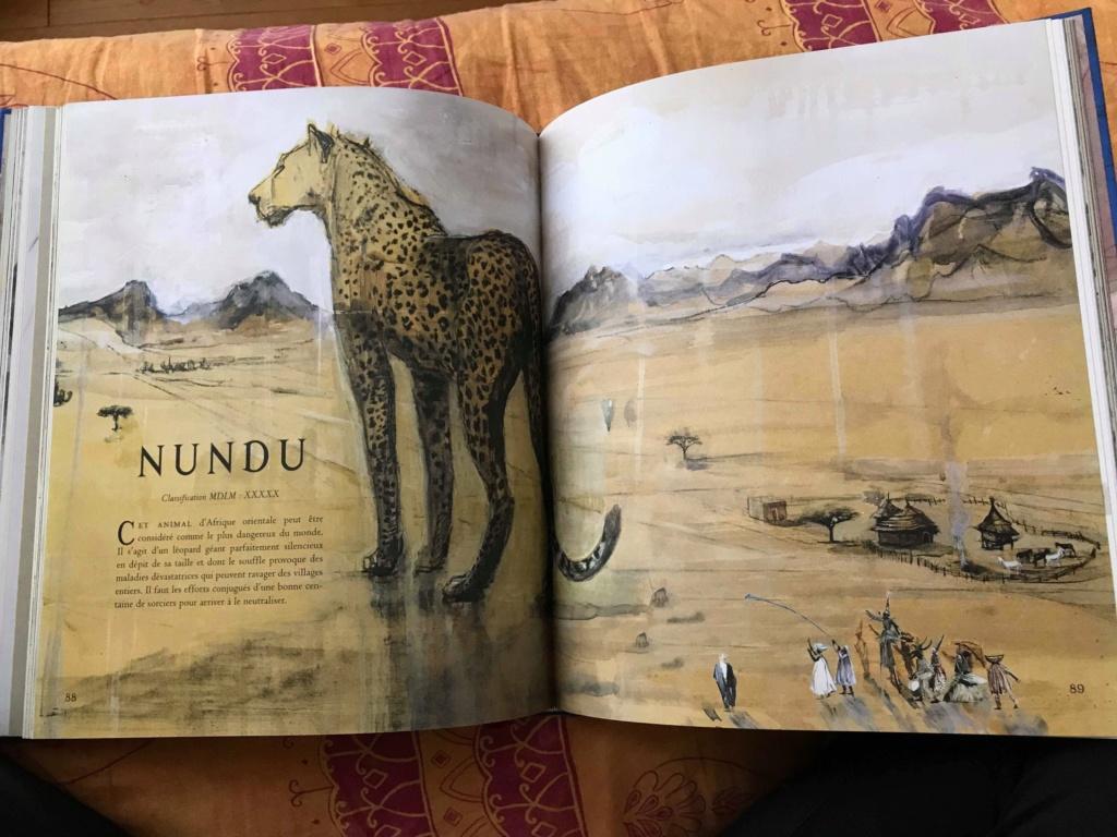 Beaux livres sur les Animaux Fantastiques - Page 4 46401410