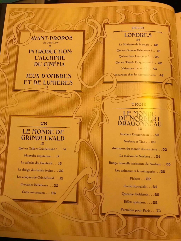 Beaux livres sur les Animaux Fantastiques - Page 4 46447710