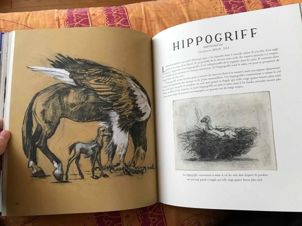 Beaux livres sur les Animaux Fantastiques - Page 4 46460810