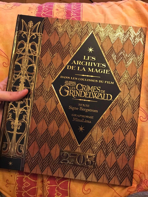 Beaux livres sur les Animaux Fantastiques - Page 4 46479610