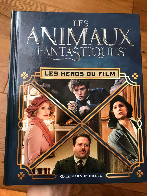 Beaux livres sur les Animaux Fantastiques - Page 5 50843210