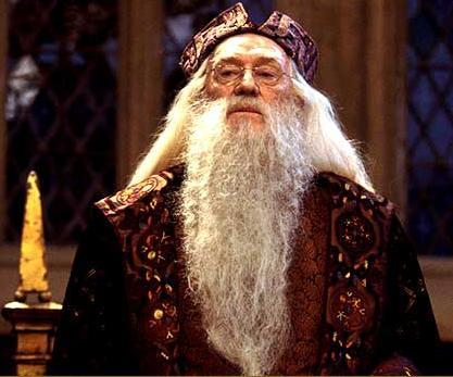Dumbledore pose problème! Harris10