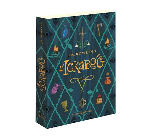 L'Ickabog (nouveau livre de J.K Rowling! ^^) L-icka10