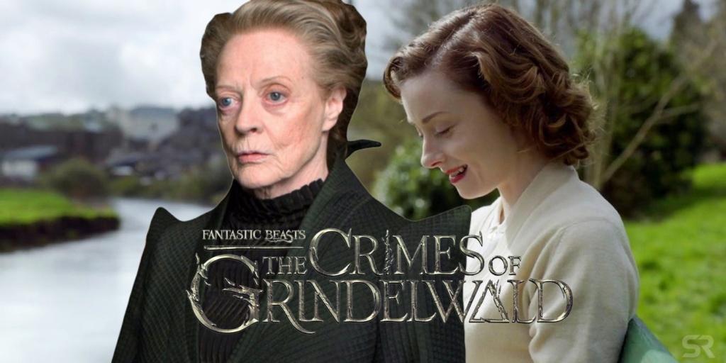Les Animaux Fantastiques 2, les crimes de Grindelwald - Page 10 Maggie10