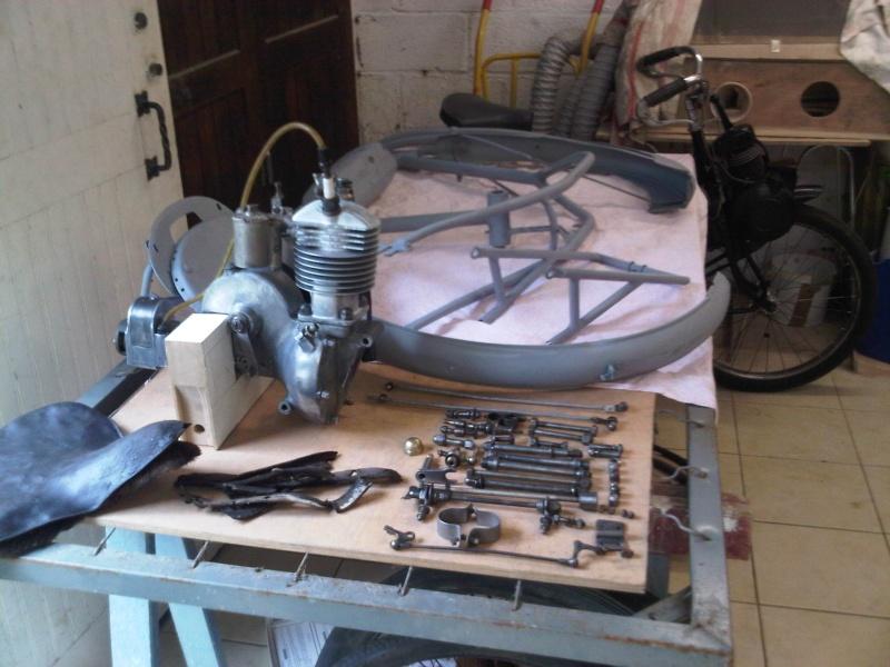 Restauration Peugeot CM1  Img00722