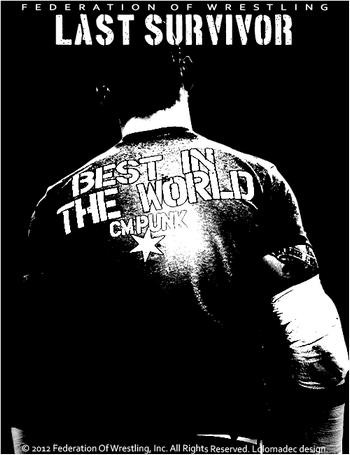 Fan-Of-Wrestling Affich10