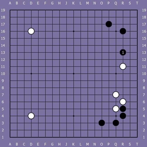 Le fuseki de shusaku 2 Shusak22