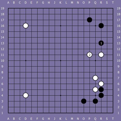 Le fuseki de shusaku 2 Shusak23