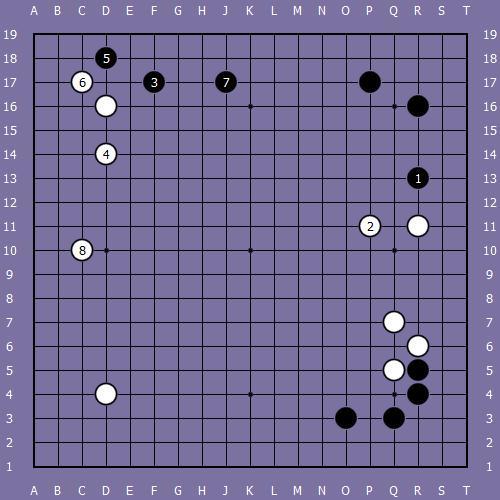 Le fuseki de shusaku 2 Shusak26